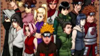 Naruto Shippuden opening 2- Distance/You are my friend(full version)