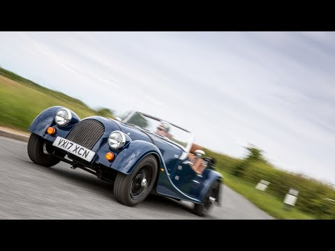 WOW! 2018 Morgan 4 4 First Drive Review