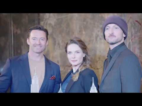 The Greatest Showman MusicTo Light ESB Event - Cast Ceremony (official Video)