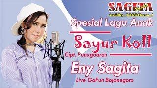 LAGU ANAK-ANAK SAYUR KOLL Versi Jandhut ( Eny Sagita Live GoFun Bojonegoro 31 Desember 2018 )