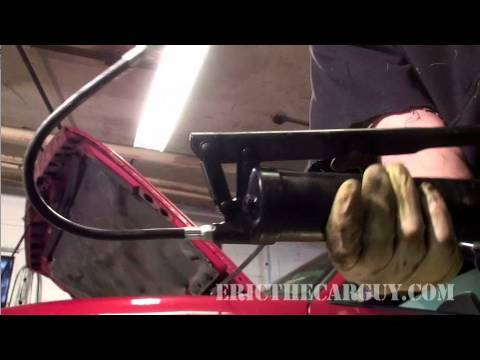 How To Use A Grease Gun To Lube A Chassis - EricTheCarGuy