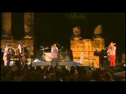 Beirut - Goshen - Au Festival Les Suds à Arles 2011