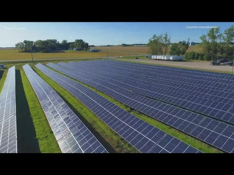 Solar energy becoming more popular throughout Minnesota