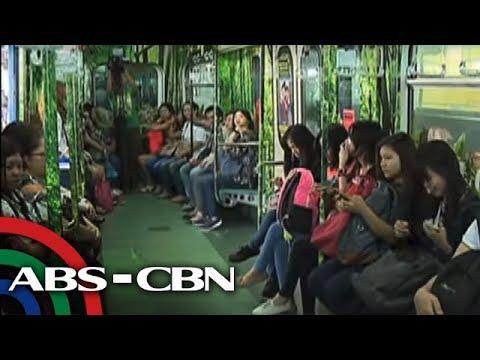 Bandila: 'Love Train' ng LRT-1, umarangkada na