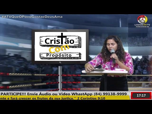 CRISTÃO COM PROPÓSITO (17/03/2020)