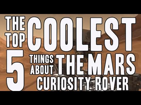 Download Top 5 Coolest Things about Curiosity