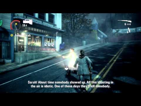 Alan Wake: Walkthrough - Part 1 [Episode 5] - The Clicker - Let's Play (Gameplay & Commentary)