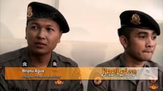 Tenar, Bripda Saeful Bahri Bawa Misi Kepolisian