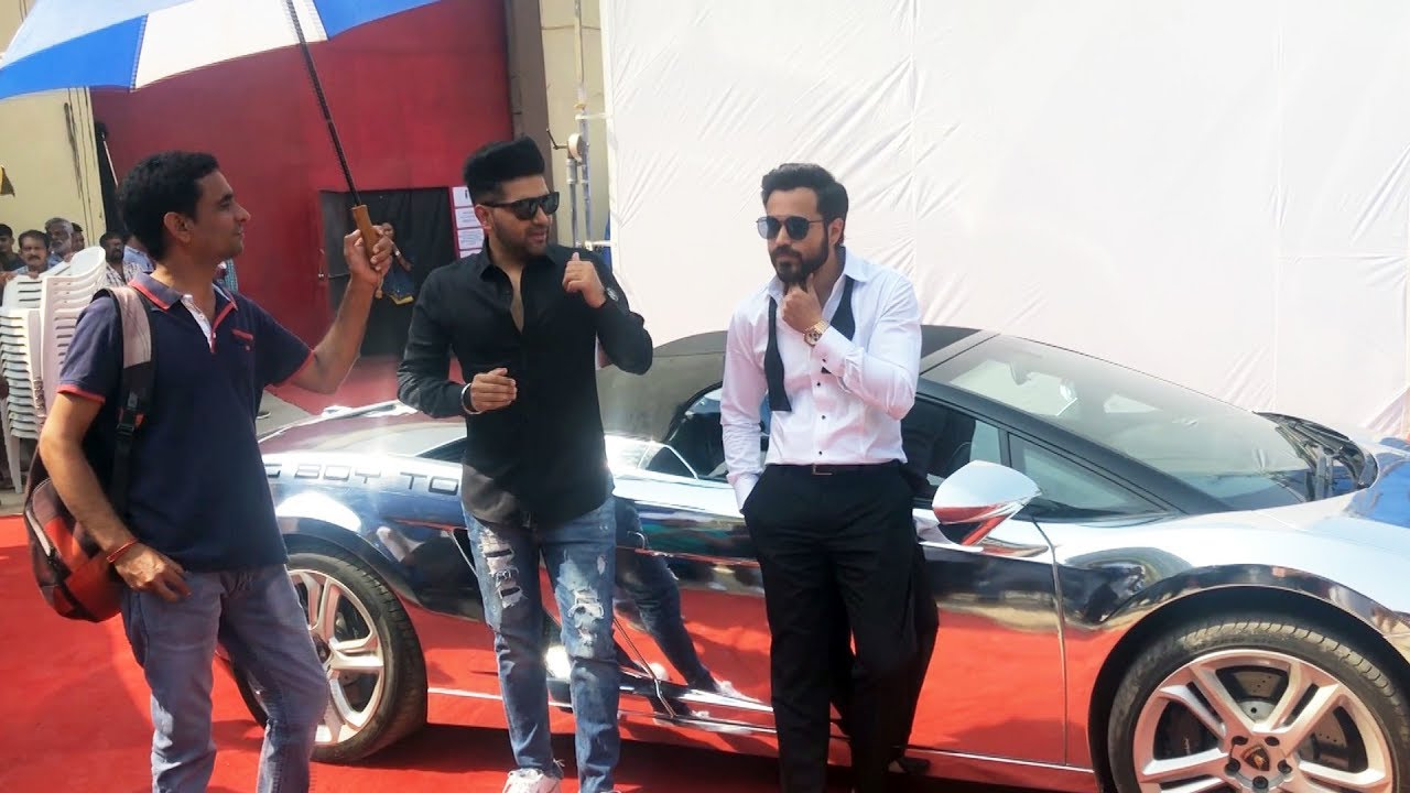 Cheat India Song Shooting | Emraan Hashmi And Guru Randhawa