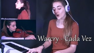 WarCry - Cada Vez | LIVE | Cover by Aries [subtitles]