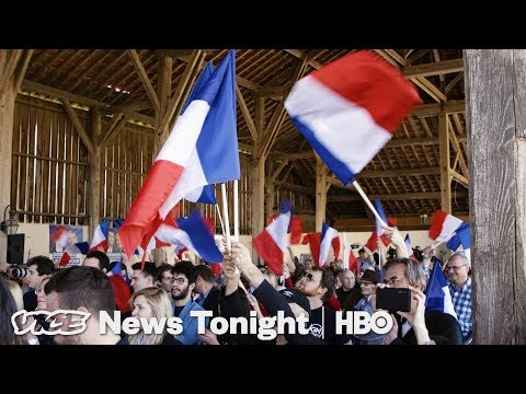 """Europe's Far Right & """"American Taliban"""" Release: VICE News Tonight Full Episode (HBO)"""