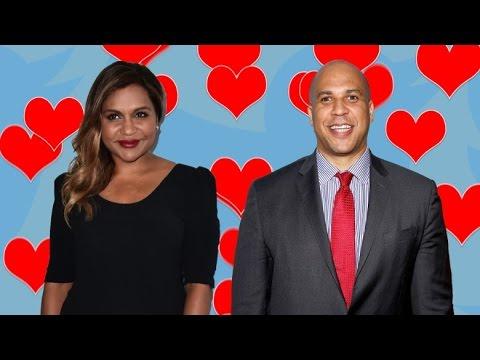 Mindy Kaling disses senator, gets date