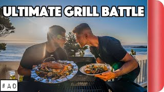 ULTIMATE CHEF vs CHEF GRILL BATTLE | Game Changers