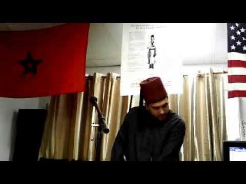 Moorish American from Gautemala Territory - Sheik Emmanuel Bey