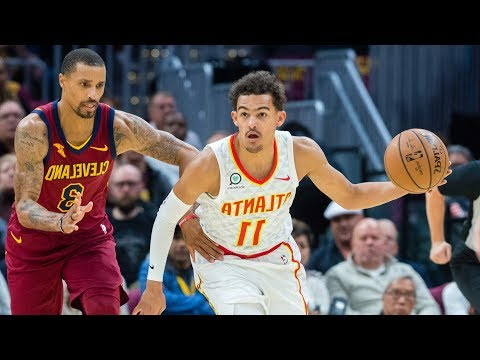 Atlanta Hawks Highlights Vs. Cavaliers 2018 | NBA Season 2018 | 10.21.18