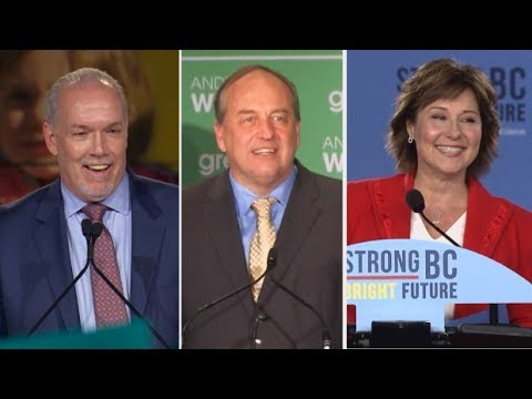 REPLAY: B.C. government confidence vote