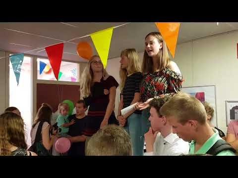 Vanaf heden heeft de Prins Maurits Scholengemeenschap in Middelharnis een offline chillzone