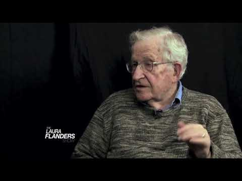 Noam Chomsky on Militarization of Police/BLM/Prison Industrial Complex