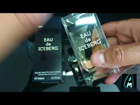 Iceberg Pour Homme Mens Fragrance (Review)