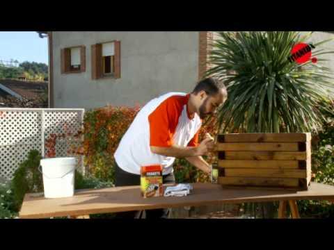 Proteger las maderas de exterior - YouTube