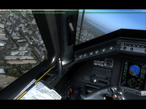 [FSX SE] Leg 3  - Middle East Tour.  Baghdad, Iraq to Kuwait City in ERJ-145