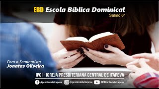 IP Central de Itapeva - Culto Domingo Manhã - 06/06/2021