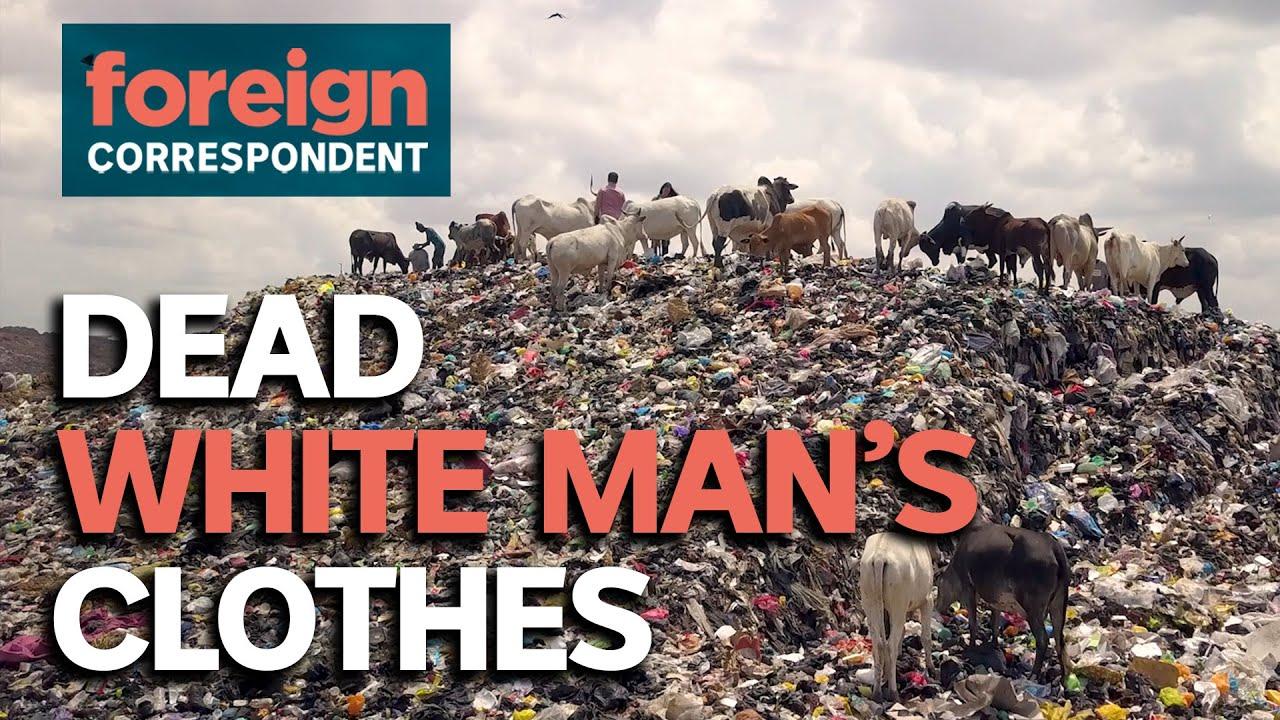 Dead White Man's Clothes