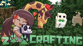 A Very Special Owl in Our Sacred Oak Tree!! 🐘 Zoo Crafting Season 4: New Horizons - Episode #14