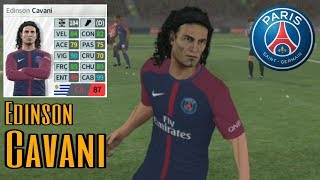 Edinson Cavani • El Matador • Skills & Goals • Dream League Soccer 2017
