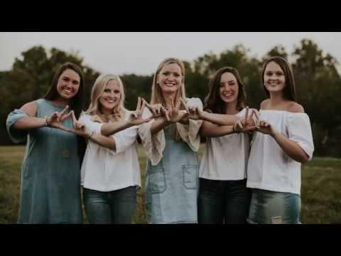 Kappa Delta Georgetown College Sisterhood Video
