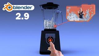 Blender 2.9 for Absolute Beginners - Complete Starter Tutorial
