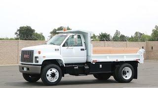 1999 GMC C6500 3-5 Yard Dump Truck