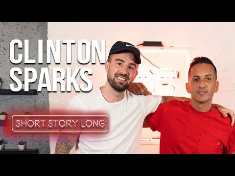 Short Story Long #120- Getting Familiar with Clinton Sparks