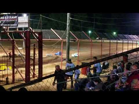 8-4-18 Slingshot Heat Race 2 Flomaton Speedway