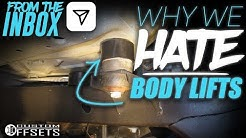 Why We Hate Body Lifts || From The Inbox