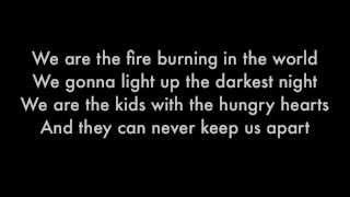Nause - Hungry Hearts w/Lyrics