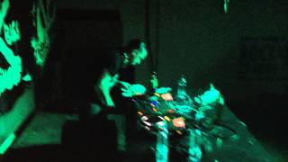 Switch Technique @ Therapy Session Bucharest 9 (1.11.2014) Fusion Arena