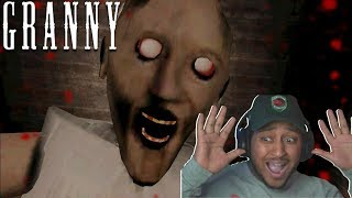 Going TO GRANNY's House!! | Granny Horror Game