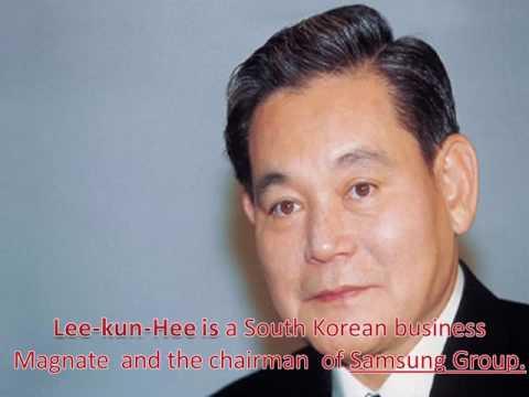 Lee-Kun-Hee | Samsung group
