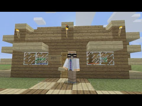 Building Stampy's Lovely World [79] - Superior Interior