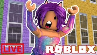 Roblox Live w/Subscribers!
