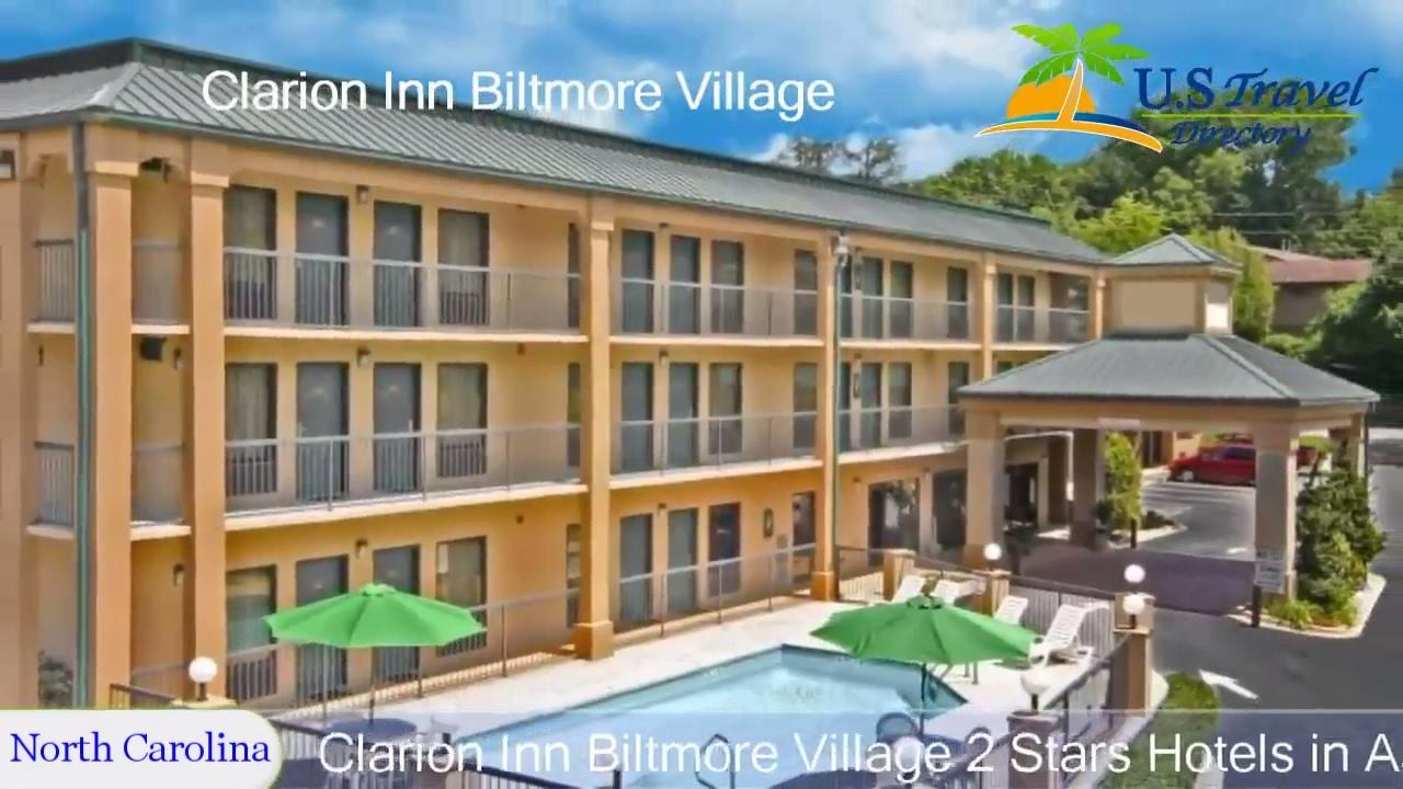 Clarion Inn Biltmore Village Asheville Hotels North Carolina