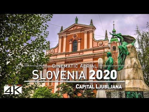 【4K】Drone Footage   Ljubljana – SLOVENIA 2019 ..:: Cinematic Aerial Film