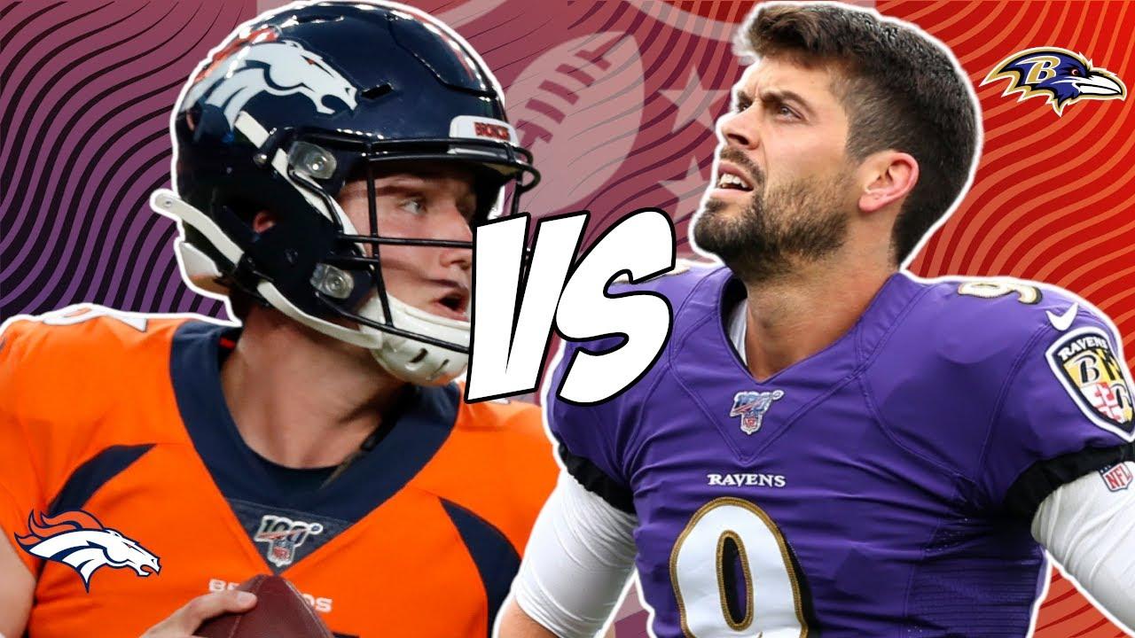Ravens vs. Broncos odds, picks, how to watch, live stream: Model ...