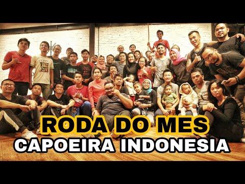 Roda do mes Indonesia 2018 #Cabelinho n friends