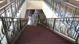 Встреча невесты и жениха.