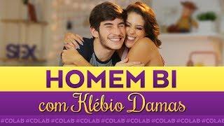 EXISTE HOMEM BI? | Dora Figueiredo e Klébio Damas