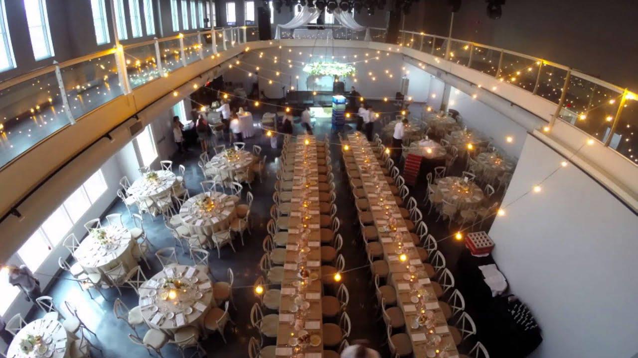 Reception Ceremony Length: Wedding Ceremony To Reception Time-Lapse