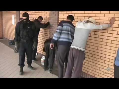 В Курской области на преступной «сходке» задержали 12 «воров в законе»