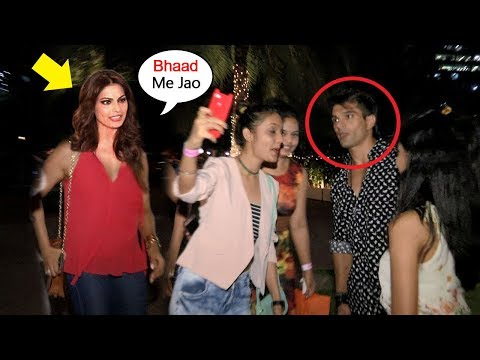Bipasha Basu INSULTS Karan Singh Grover In Front Of FANS In Public